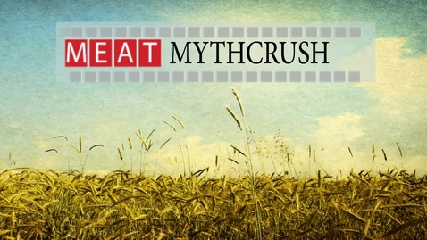 Thumbnail for entry Meat Mythcrushers: Tenderized Meat Safety