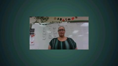 Thumbnail for entry Rec - 14 May 2020 14:23 - Ms. Saenz-Literacy.mp4