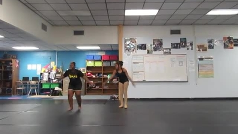 Thumbnail for entry 7th Period 6th grade Rhythm Name dances 10-20-16 group LJ MB