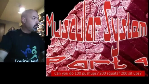 Thumbnail for entry Muscular System part 4