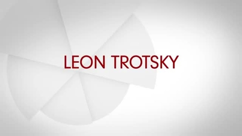 Thumbnail for entry Leon Trotsky Bio