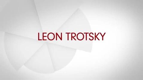 Thumbnail for entry Leon Trotsky Bio