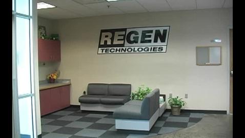 Thumbnail for entry SAMA Externship - Regen Manufacturing # 1