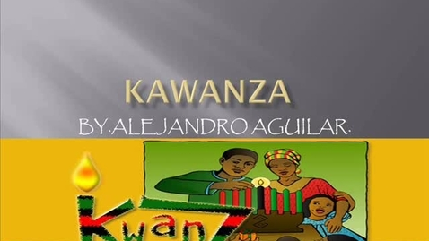 Thumbnail for entry kwanza