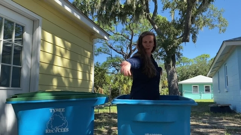 Thumbnail for entry Trash Talk (marine debris) - Tuesdays on Tybee - Burton 4-H Center on Tybee Island