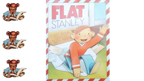 Thumbnail for entry Flat Stanley - StoryTime with Alex