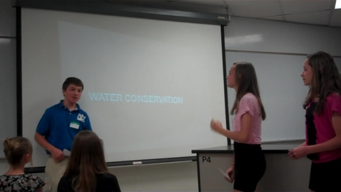 Thumbnail for entry Water Conservation