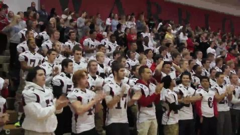 Thumbnail for entry WHS State Pep Rally Video