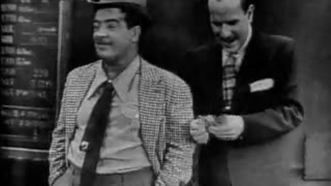 """Thumbnail for entry Abbott & Costello: """"Two Tens for a Five"""" & """"Who's on First"""""""