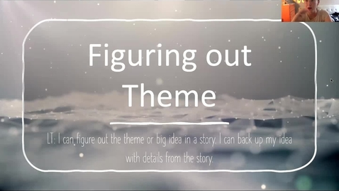 Thumbnail for entry Figuring Out Theme - Review
