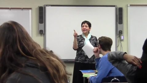 Thumbnail for entry Mrs. Burleson Retires
