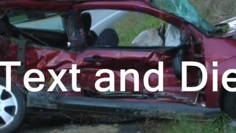 Thumbnail for entry Texting Psa