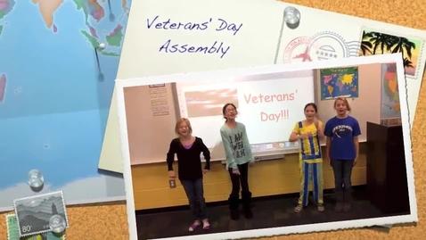 Thumbnail for entry Veterans Day 2013