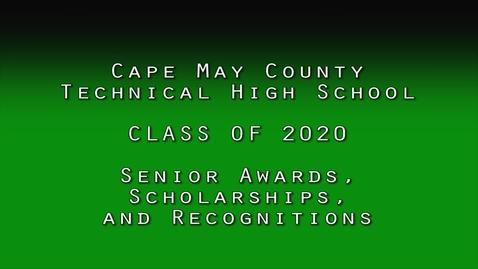 Thumbnail for entry Cape Tech 2020 Senior Awards Presentation