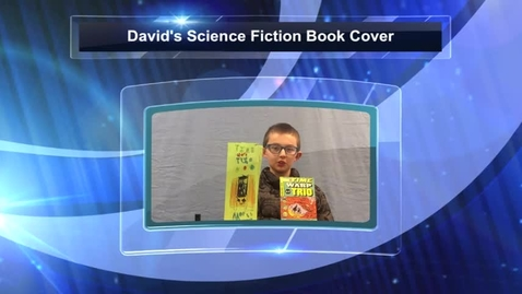 Thumbnail for entry David's Science Fiction Book Report
