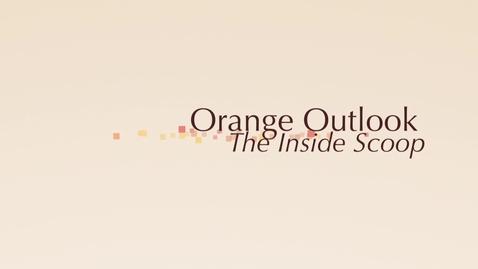 Thumbnail for entry OHS Orange Outlook