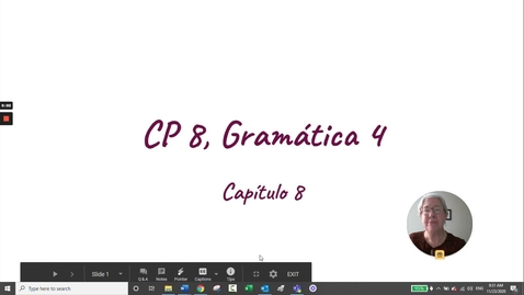 Thumbnail for entry CP 8 GRAMMAR 4