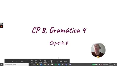 Thumbnail for entry CP 8 GRAMMAR 4