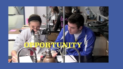 Thumbnail for entry Homestead High School:  Quality, Opportunity, Rigor