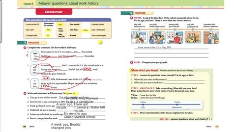Thumbnail for entry Lesson 6, part 2 p.157 5:07:39 pm