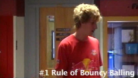 Thumbnail for entry Bouncy Ball Instruction