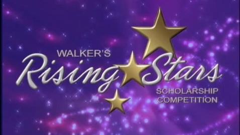 Thumbnail for entry 2010 Walker's Rising Stars Amelia Johns