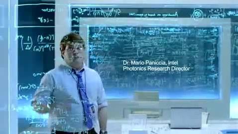 Thumbnail for entry Intel Commercial - Nerd Prank