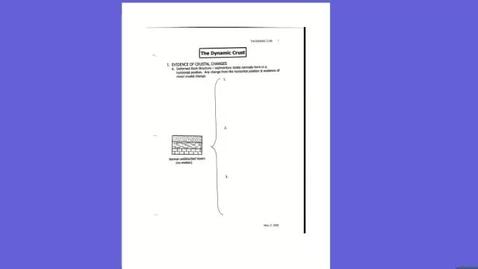 Thumbnail for entry 4.1.1 Diagram Notes