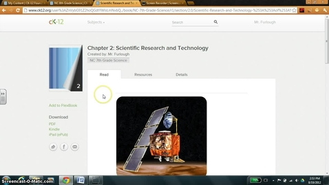 Thumbnail for entry 7th Science 2.1