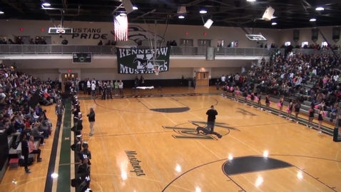 Thumbnail for entry Hoopcoming Pep Rally