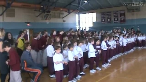 Thumbnail for entry Catholic School Week 2011