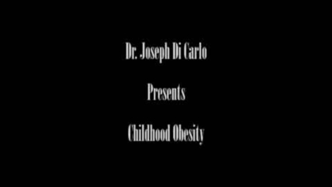 Thumbnail for entry Raising Healthy Kids: Childhood obesity - Ideas for helping your child eat in ways to curb childhood obesity and learning to make healthy lifestyle choices