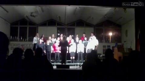 Thumbnail for entry Cardinal Choir - Anthem