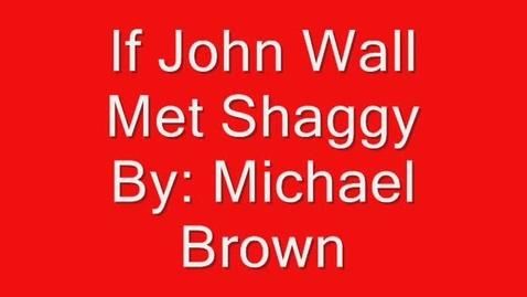 Thumbnail for entry John meets shaggy