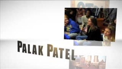 Thumbnail for entry Palak Patel Talks To OTN