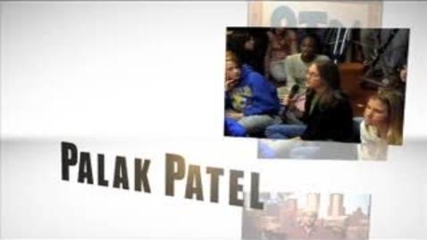 Thumbnail for entry Palak Patel Talks To OTN