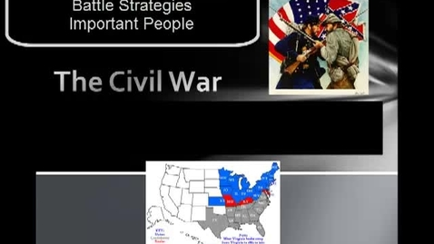 Thumbnail for entry Advantages and Disadvantages of the Civil War