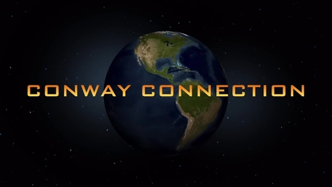 Thumbnail for entry Conway Connection Episode 13  11/9/15