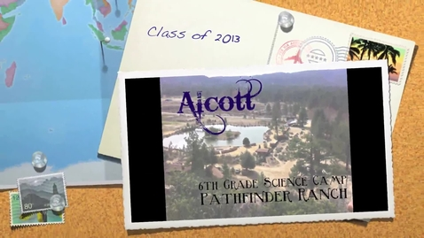 Thumbnail for entry Alcott 6th Grade Science Camp