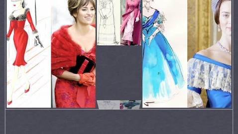 Thumbnail for entry Costume Designer
