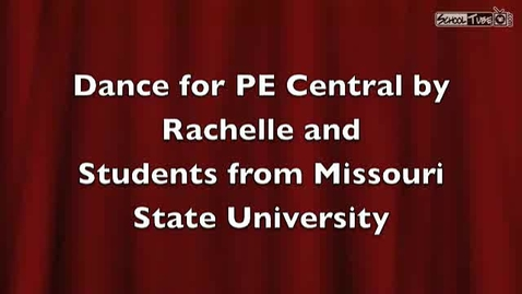 Thumbnail for entry PE Central Dance by Rachelle