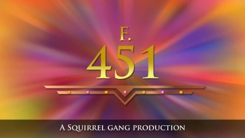 Thumbnail for entry Short Classic: Fahrenheit 451