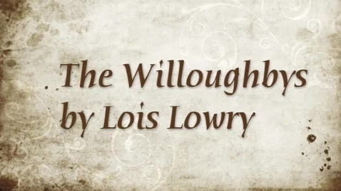 Thumbnail for entry The Willougbys