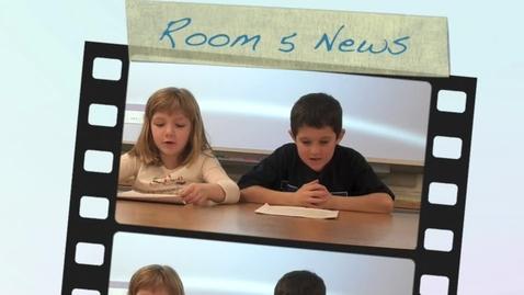 Thumbnail for entry Room 5 News February 2010