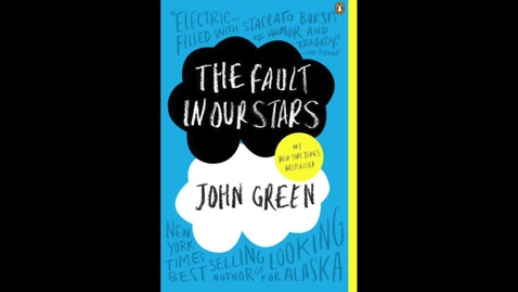 Thumbnail for entry Green, John - The Fault in Our Stars