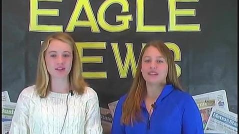 Thumbnail for entry Episode-39, Eagle News