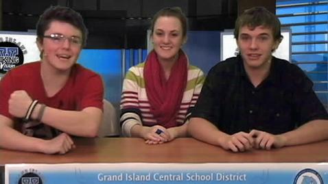 Thumbnail for entry Viking Vision News 12-10-2012