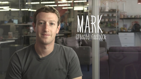 Thumbnail for entry Hour of Code - Mark Zuckerburg teaches Repeat Loops