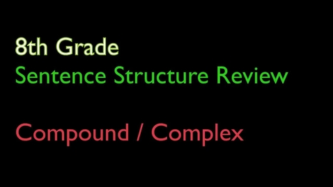 Thumbnail for entry Compound and Complex Review