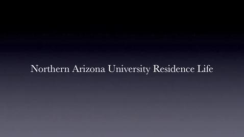 Thumbnail for entry Campus Life- Northern Arizona Universtity Lumberjacks